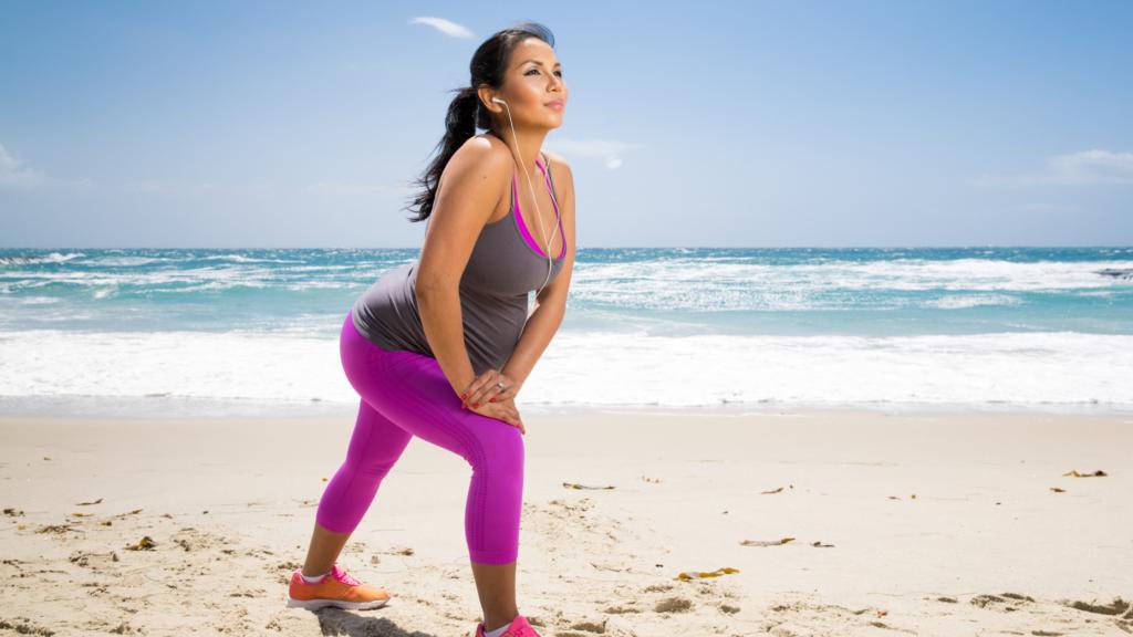 ćwiczenia rozciągające w ciąży