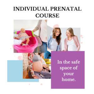 prenatal course